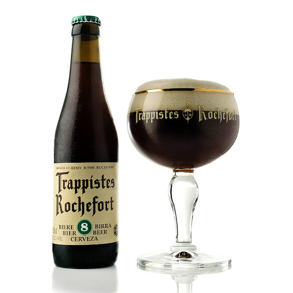 Bia Trappistes Rochefort 8