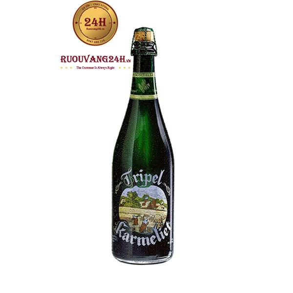 Bia Tripel Karmeliet 750ML Nhập Khẩu Bỉ