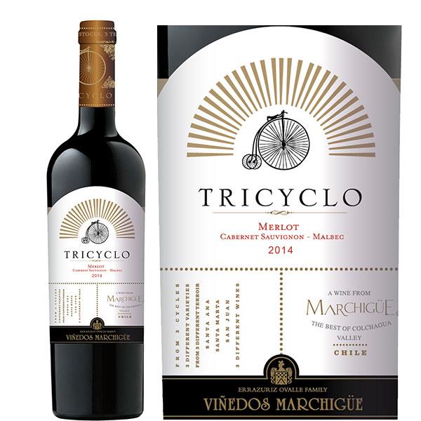 Rượu Vang Tricyclo