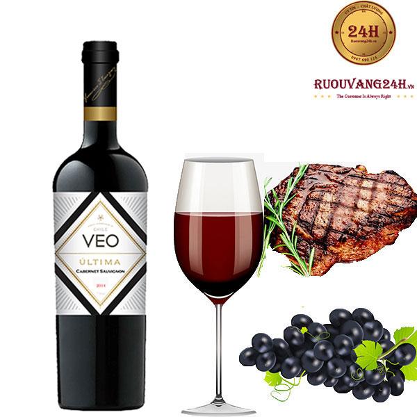 Rượu Vang VEO Ultima