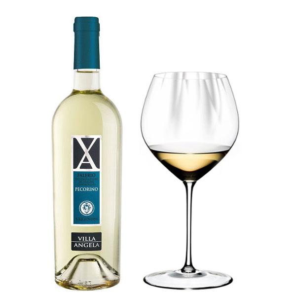 Rượu Vang Ý Villa Angela Dog Pecorino