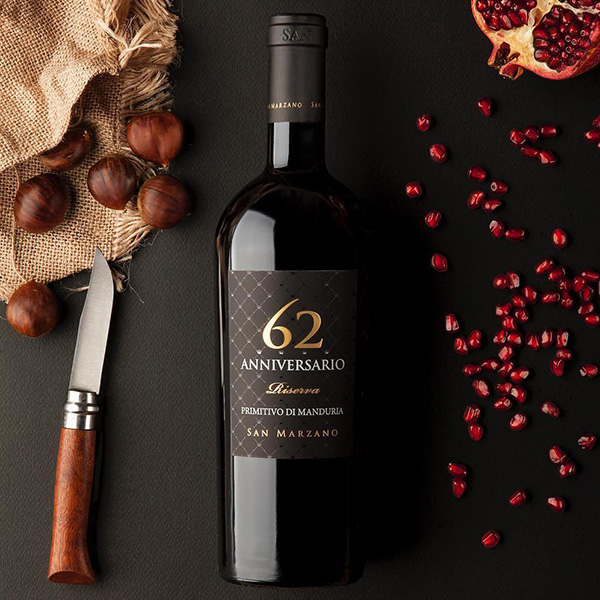 Rượu Vang 62 Anniversario