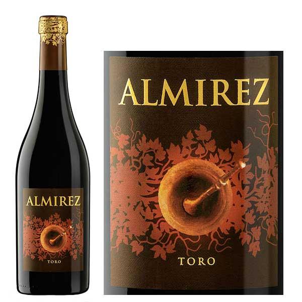 Rượu Vang Almirez