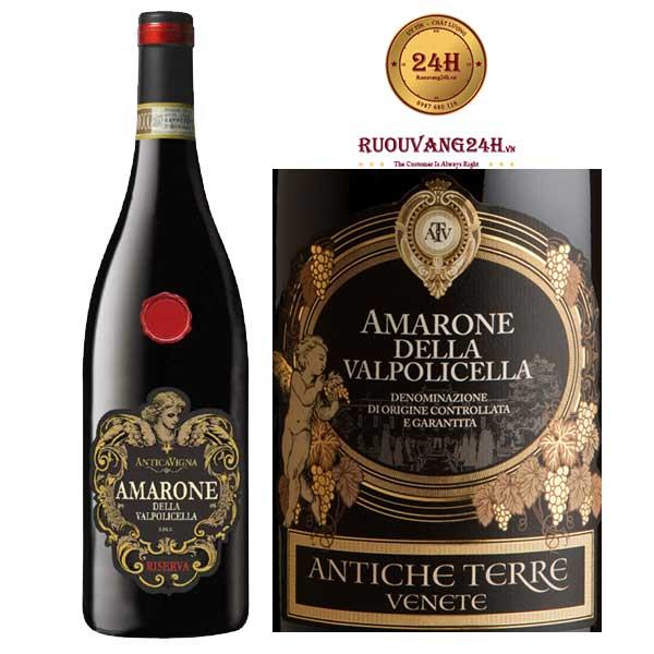 Rượu Vang Amarone Della Valpolicella DOCG