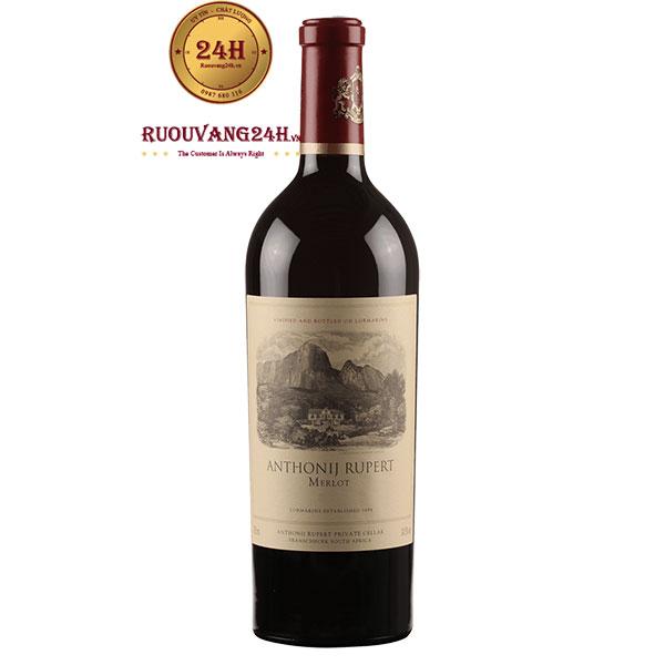 Rượu Vang Anthonij Rupert Merlot