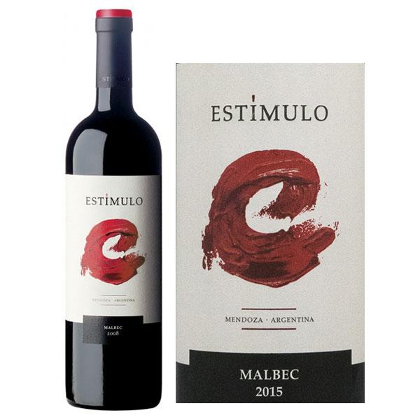 Rượu Vang Antigal Estimulo Malbec