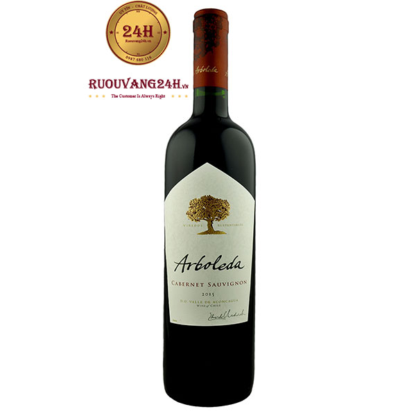 Rượu Vang Arboleda Cabernet Sauvignon