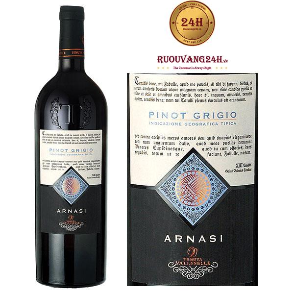 Rượu Vang Arnasi Pinot Grigio
