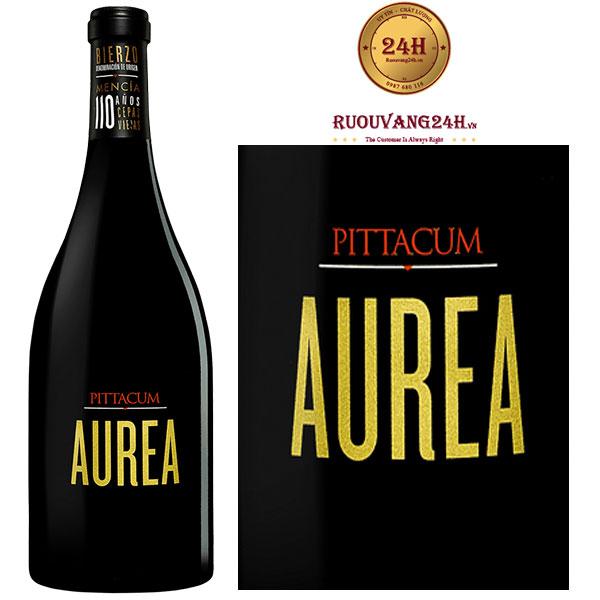 Rượu Vang Aurea Pittacum