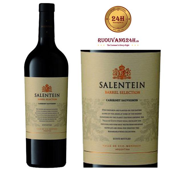 Rượu Vang Barrel Selection Cabernet Sauvignon