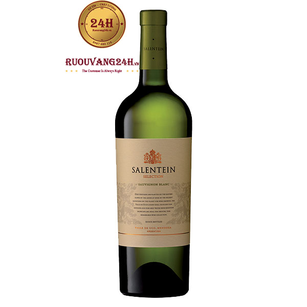 Rượu Vang Barrel Selection Sauvignon Blanc