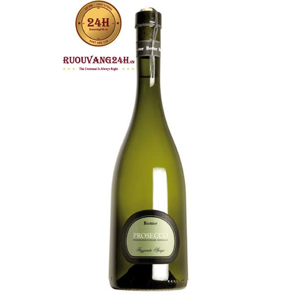 Rượu Vang Botter Winery Prosecco Frizante Spago DOC