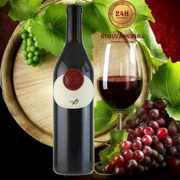 Rượu Vang Buccella Cabernet Sauvignon