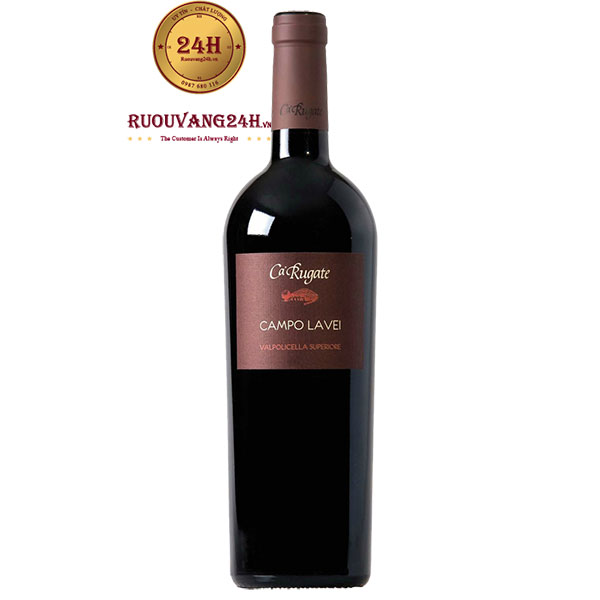 Rượu Vang Ca'Rugate Campo Lavei