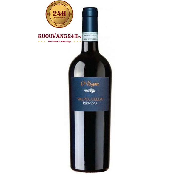 Rượu Vang Ca' Rugate Valpolicella Ripasso
