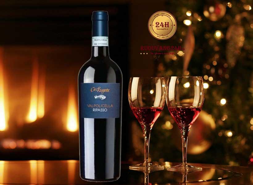 Rượu Vang Ca' Rugate Valpolicella