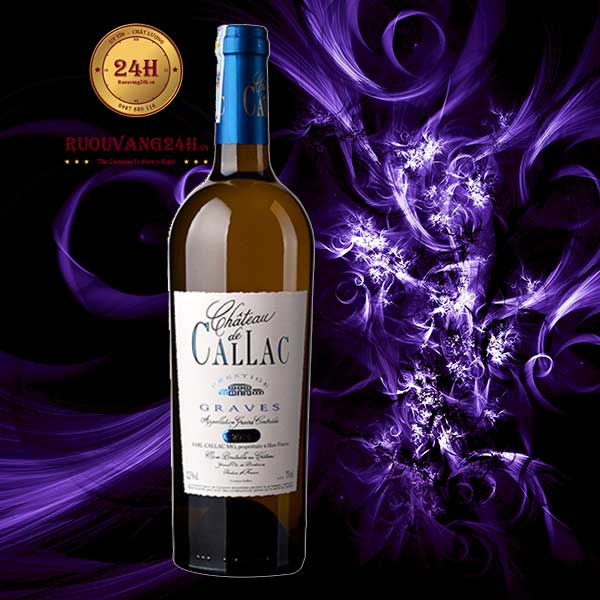 Rượu Vang Callac White