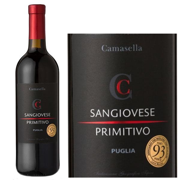 Rượu Vang Camasella Sangiovese Primitivo