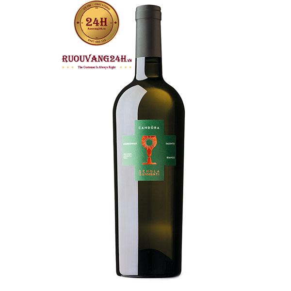 Rượu Vang Candora Chardonnay