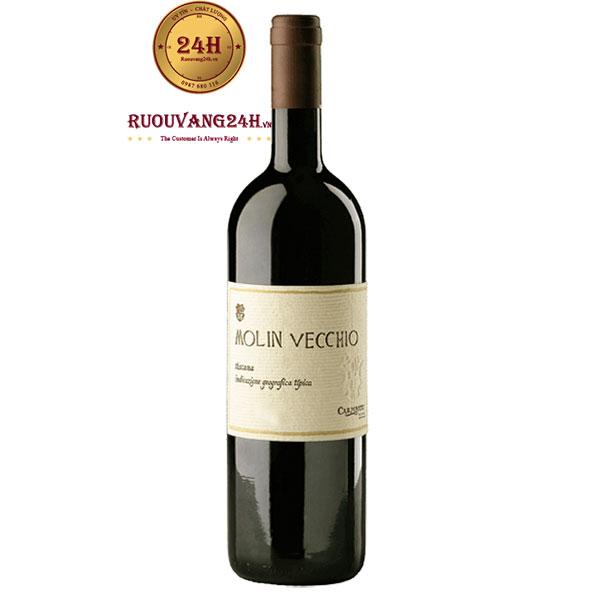Rượu Vang Carpineto Molin Vecchio