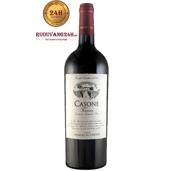 Rượu Vang Casone Toscana