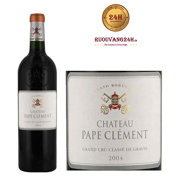 Rượu Vang Château Pape Clement