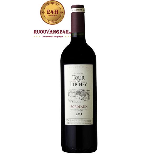 Rượu VangChateau Tour de LucheyBordeaux