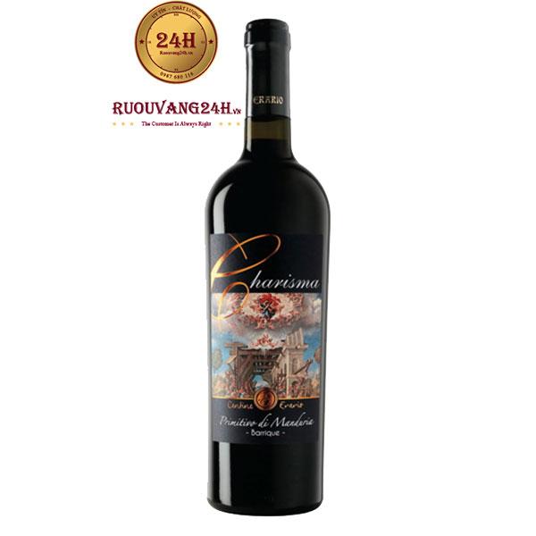 Rượu Vang Charisma Primitivo