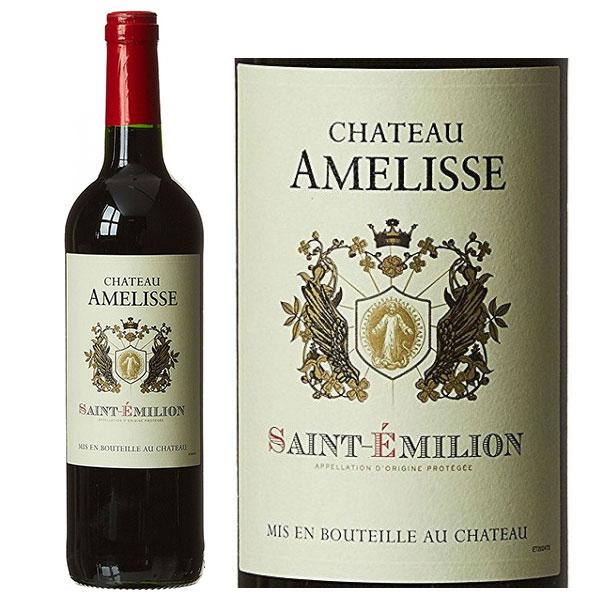 Rượu Vang Chateau Amelisse Saint Emilion