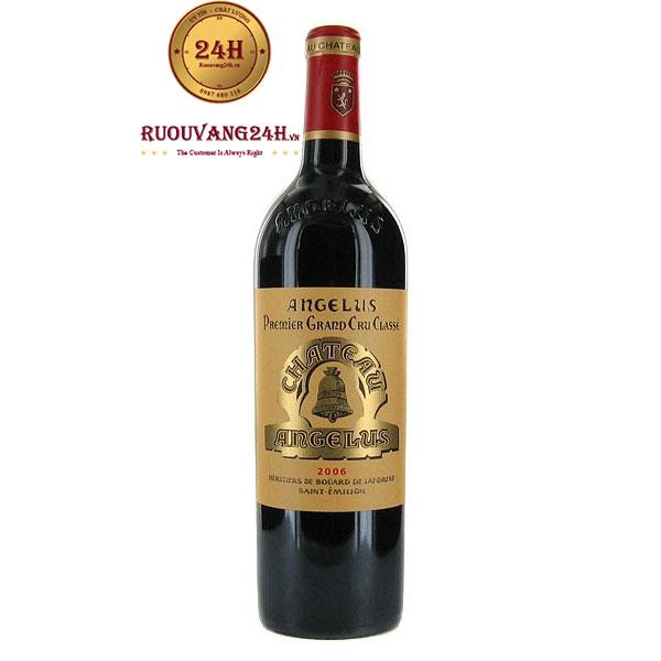 Rượu Vang Chateau Angelus Saint – Emilion Grand Cru