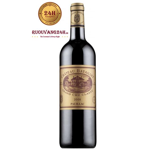 Rượu Vang Chateau Batailley Pauiliac