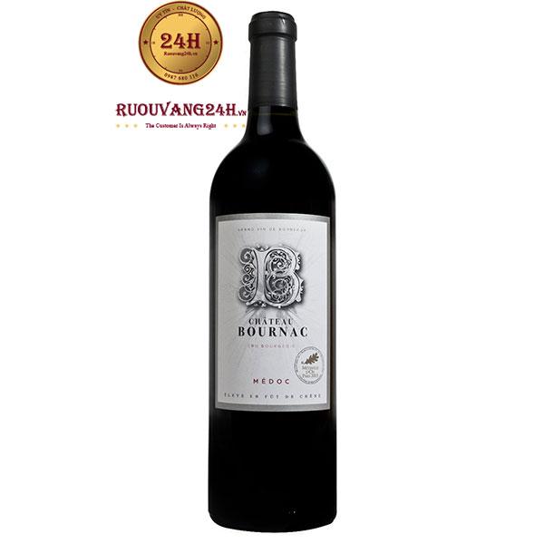 Rượu Vang Chateau Bournac