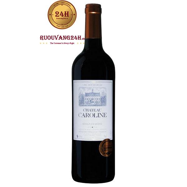 Rượu Vang Chateau Caroline