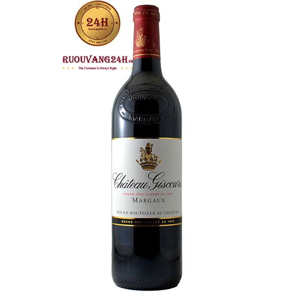 Rượu Vang Chateau Giscours Margaux Grand Cru Classé