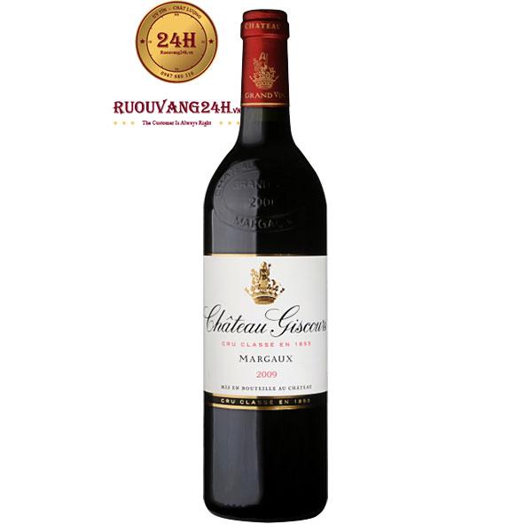 Rượu Vang Chateau Giscours