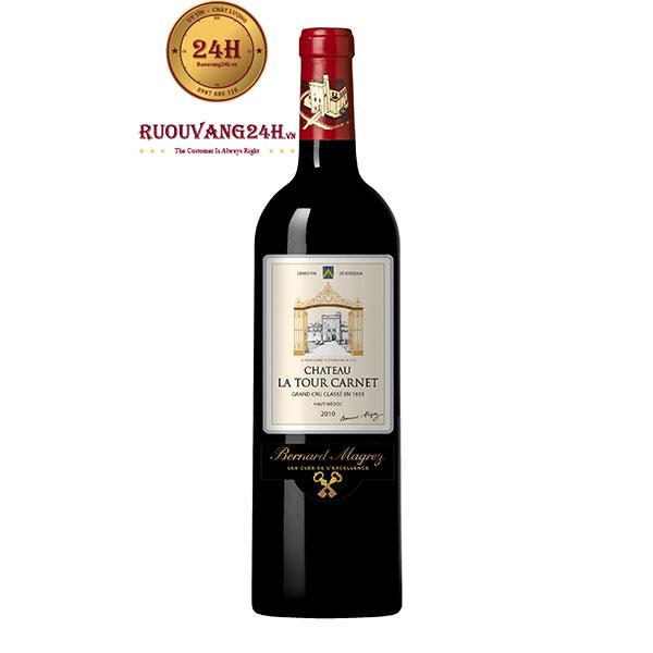 Rượu Vang Chateau La Tour Carnet