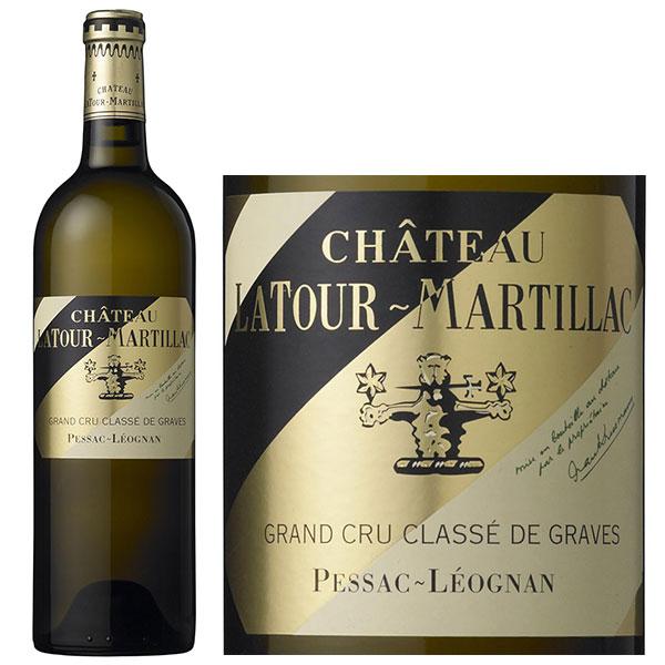 Rượu Vang Chateau LaTour Martillac White