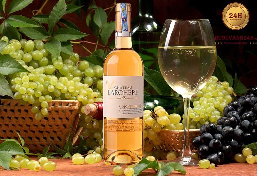 Rượu Vang Chateau Larchere