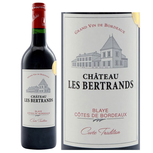 Rượu Vang Chateau Les Bertrands