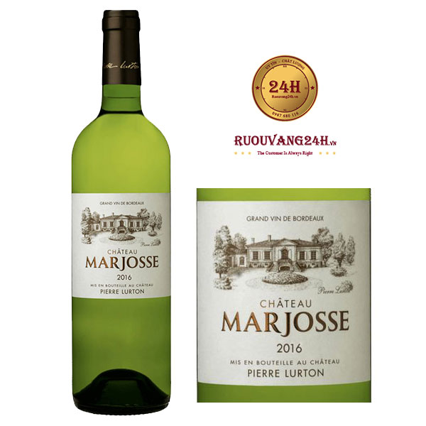 Rượu Vang Chateau Marjosse Entre-Deux-Mers