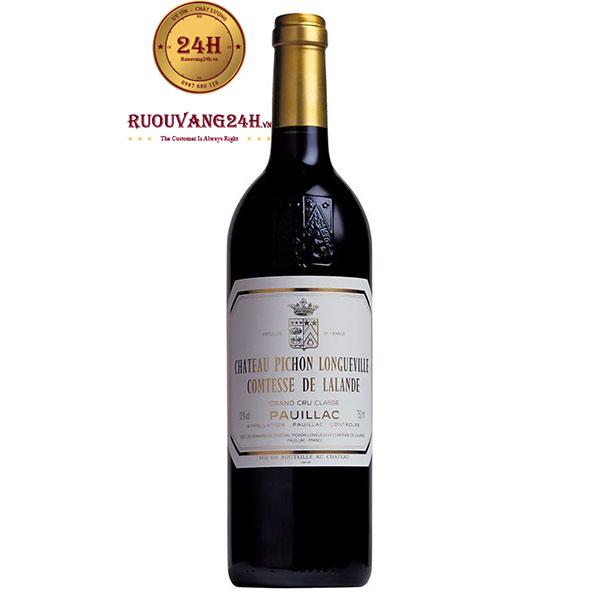 Rượu Vang Chateau Pichon Longueville