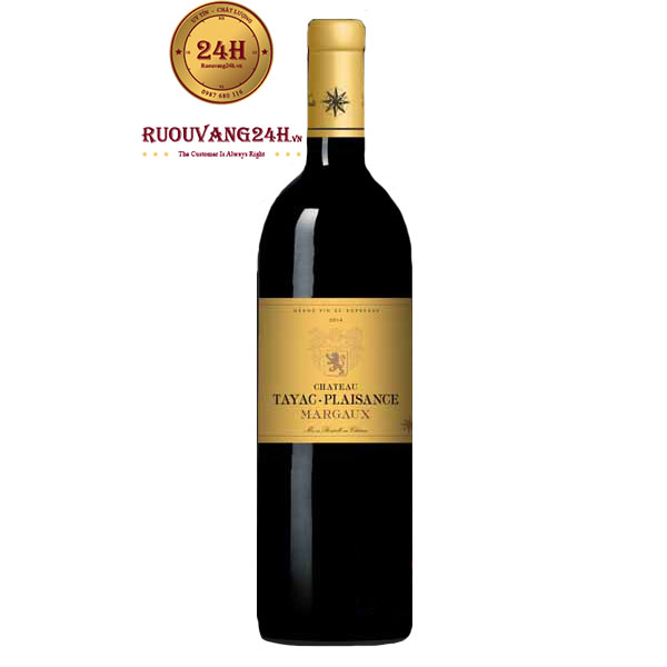 Rượu Vang Chateau Tayac Plaisance Margaux