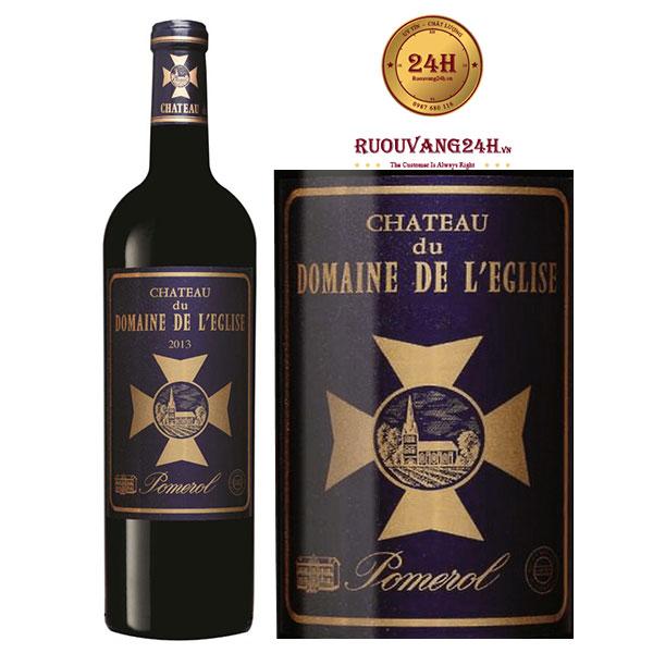 Rượu Vang Chateau du Domaine de l'Eglise