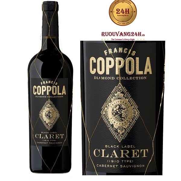 Rượu Vang Coppola Claret Cabernet Sauvignon
