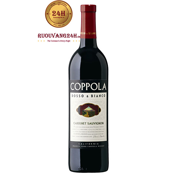 Rượu Vang Coppola Rosso Bianco Cabernet Sauvignon