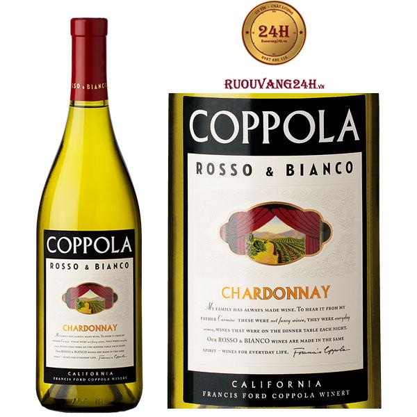 Rượu Vang Coppola Rosso & Bianco Chardonnay
