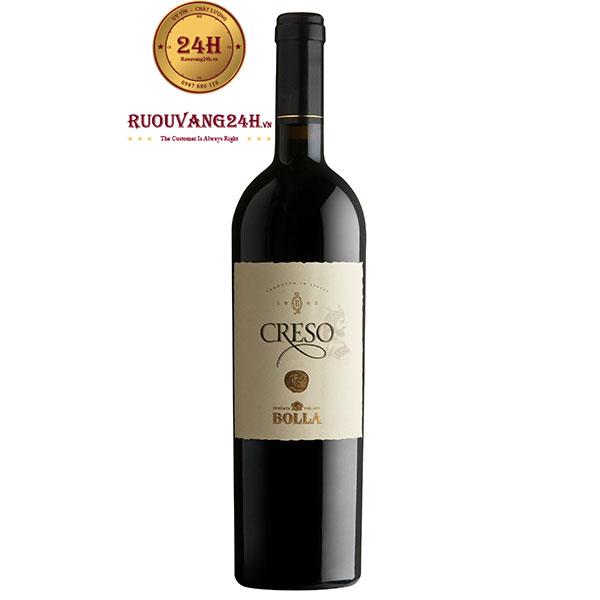 Rượu Vang Creso Rosso Bolla