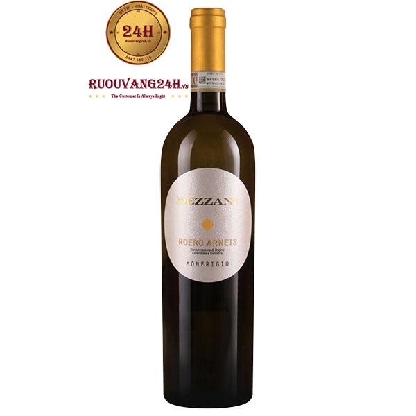 Rượu Vang Dezzani Docg Roero Arneis