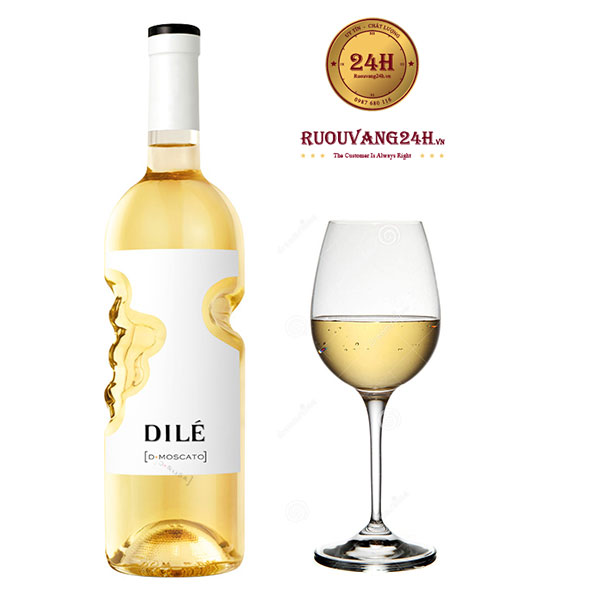 Rượu Vang Dile D Moscato