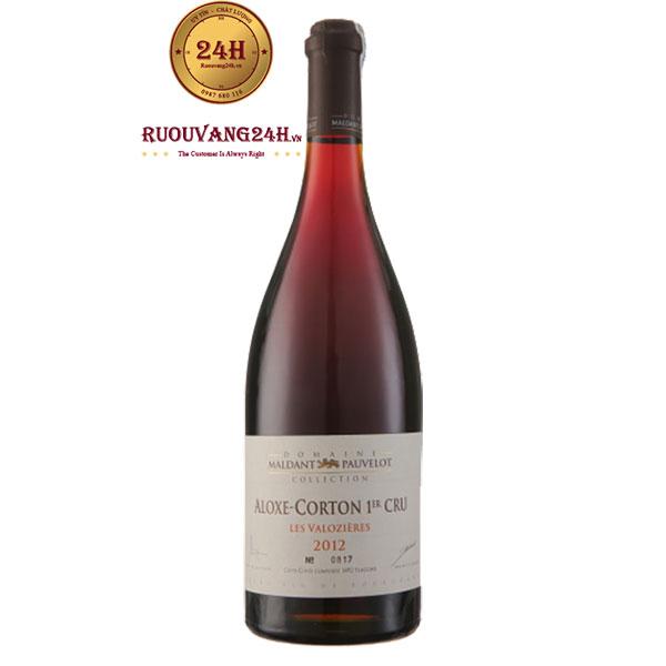 Rượu Vang Domaine Maldant PauvelotAloxe Corton